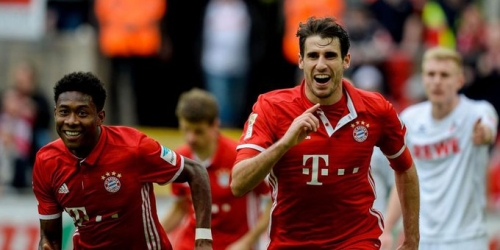 (RESUMEN) Alemania, el Bayern aprovechó el empate del Leipzig para aumentar su ventaja