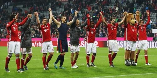 (RESUMEN) Alemania, el Bayern volvió a la victoria y el Leipzig sigue de escolta