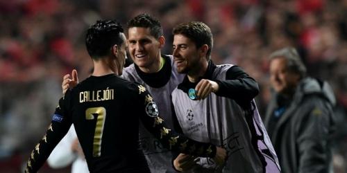 (RESUMEN) Champions League, Benfica y Napoli también están en Octavos de Final