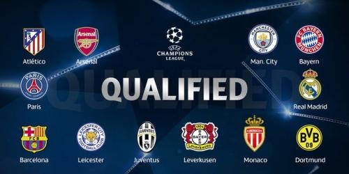 (RESUMEN) Champions League, resultados y posiciones después de la 5a jornada