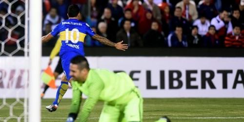 (RESUMEN) Copa Libertadores, resultados de los partidos de ida de los Octavos de Final