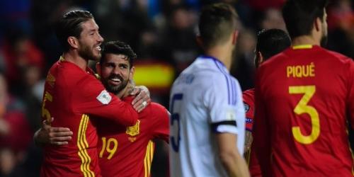 (RESUMEN) Eliminatorias UEFA, comenzó la 5a jornada rumbo a Rusia 2018