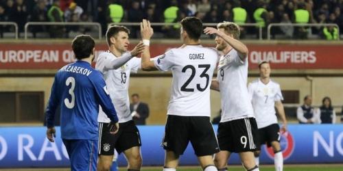 (RESUMEN) Eliminatorias UEFA, resultados y posiciones tras la 5a jornada rumbo a Rusia 2018