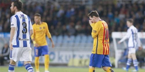 (RESUMEN) España, el Barça pierde y la Liga BBVA vuelve a abrirse