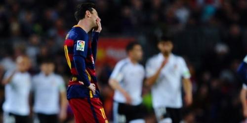 (RESUMEN) España, el Barça vuelve a perder en la Liga BBVA