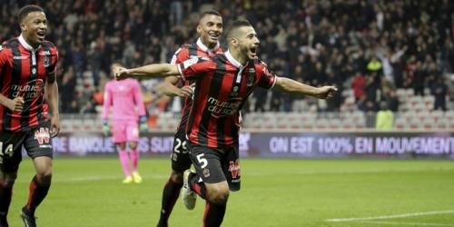 (RESUMEN) Francia, el Nice recuperó el liderato en la Ligue 1 al golear al Toulouse