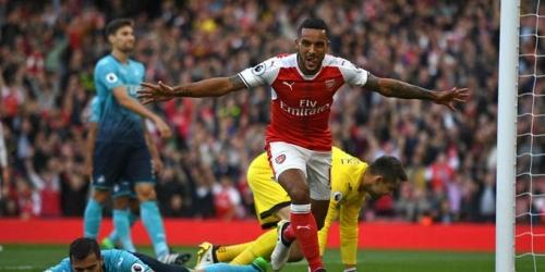 (RESUMEN) Inglaterra, el Arsenal alcanzó al City en la cima de la Premier League