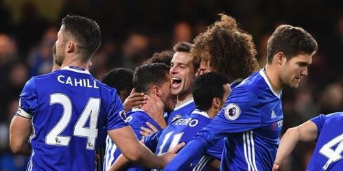 (RESUMEN) Inglaterra, el Chelsea sigue ganando y liderando la Premier League