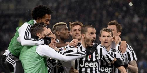 (RESUMEN) Italia, la 'Juve' alarga su ventaja en la cima de la Serie A