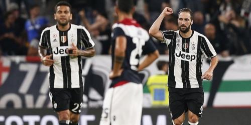 (RESUMEN) Italia, la Juve vuelve a la victoria y a la cima de la Serie A