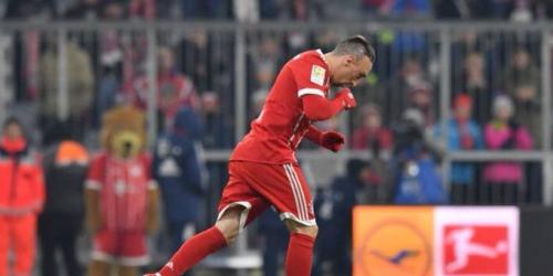 Ribéry el extranjero eterno de la Bundesliga
