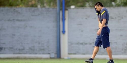 Riquelme no viaja a Brasil para enfrentar a Fluminense