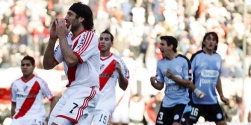 River empató con Belgrano y descendió a segunda división
