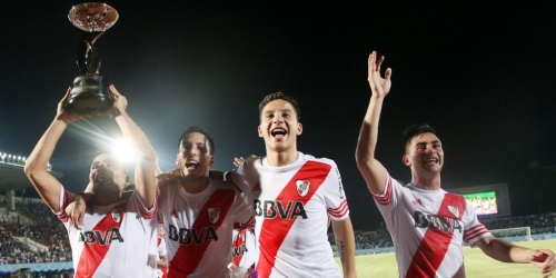 River se llevó la Copa Suruga Bank (VIDEO)