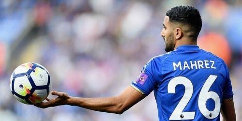 Riyad Mahrez muy cerca del Manchester City