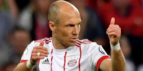 """Robben: """"Me da igual que el Madrid sea favorito"""""""