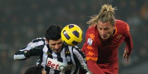 Roma se verá con Inter en semifinal de la Copa de Italia