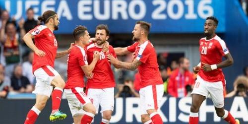 (VIDEO) Eurocopa, Suiza y Rumania empataron en el Grupo A