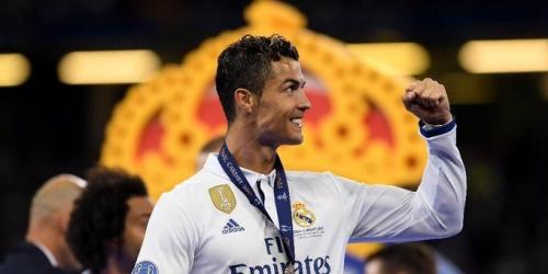 """(RUMOR) A Bola: """"Cristiano Ronaldo quiere irse del Real Madrid"""""""