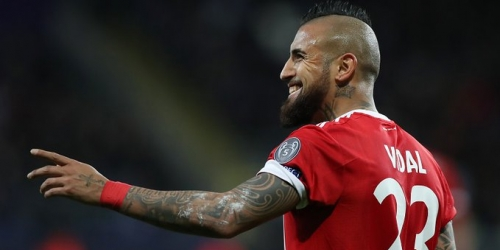 (RUMOR) AC Milan quiere fichar a Arturo Vidal y Renato Sánchez