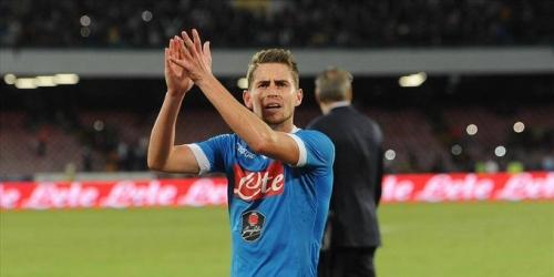 (RUMOR) Arsenal va en busca de Jorginho del Napoli de Italia