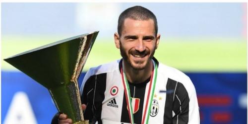 (RUMOR) Bonucci podría vestir otra camiseta en la Serie A de Italia