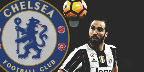 (RUMOR) Chelsea, negativa de la Juventus por Higuaín