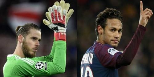 (RUMOR) De Gea sería la llave para que Neymar termine en el Madrid