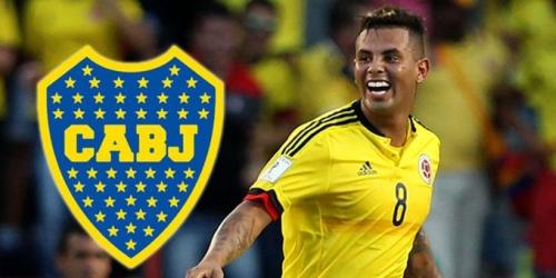 (RUMOR) Edwin Cardona en la órbita de Boca Juniors