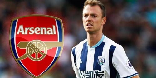 (RUMOR) El Arsenal piensa en Evans si Mustafi es traspasado