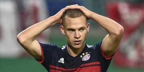 (RUMOR) El Bayern Munich quiere ampliar el contrato de Kimmich