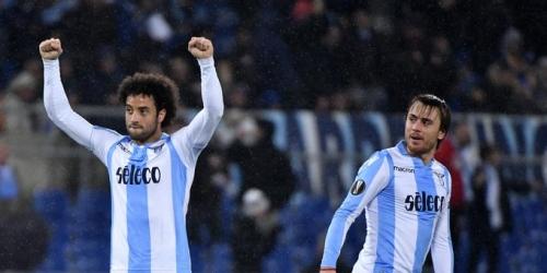 (RUMOR) El brasileño Felipe Anderson solo piensa en la Lazio