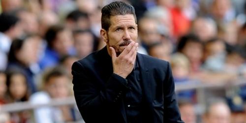 """(RUMOR) El """"cholo"""" Simeone habría renovado con el Atlético"""