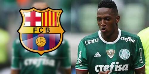 (RUMOR) El FC Barcelona adelantaría la llegada de Yerry Mina
