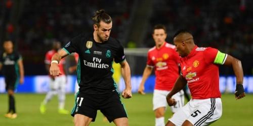 (RUMOR) El Manchester United interesado en fichar a Bale el próximo verano