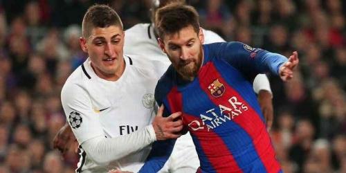 (RUMOR) El PSG ofrece a Verrati al Barça