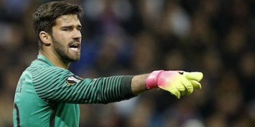 (RUMOR) El Real Madrid interesado en Alisson Becker