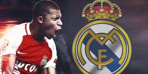 (RUMOR) El Real Madrid pagaría 180 millones de euros por Mbappé