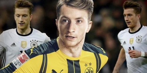 (RUMOR) El Tottenham se encuentra ineteresado en contratar a Marco Reus