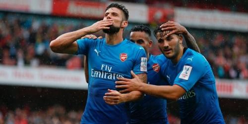 (RUMOR) Everton buscaría fichar un delantero del Arsenal