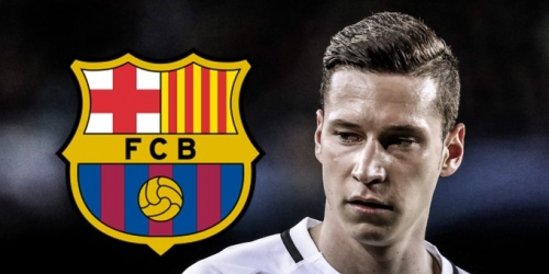 (RUMOR) FC Barcelona, captan al agente de Julian Draxler en Barcelona