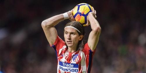 (RUMOR) Filipe Luis quiere irse del Atlético para terminar en el PSG