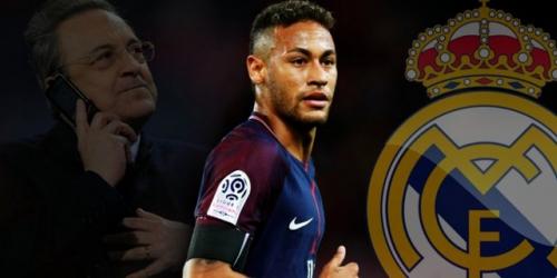 (RUMOR) Florentino Pérez con todo por Neymar