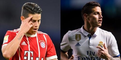 (RUMOR) James Rodríguez podría regresar al Real Madrid