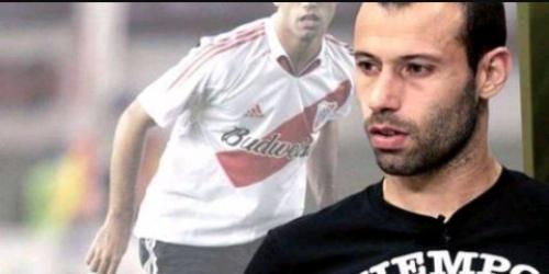 (RUMOR) Javier Mascherano podría volver a River Plate