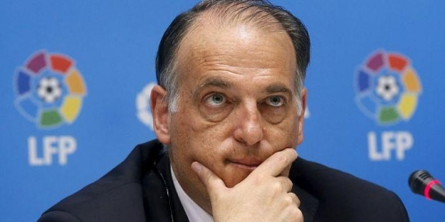 (RUMOR) Javier Tebas tendría una propuesta en Italia