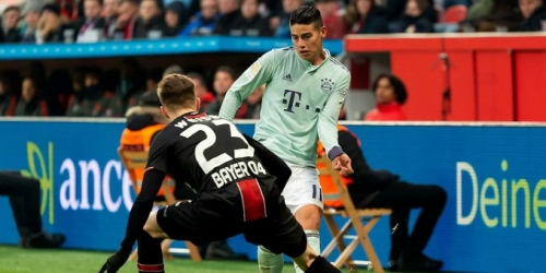 (RUMOR) Juventus prepara una gran suma por James Rodríguez