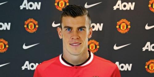 (RUMOR) La dirigencia del United quiere a Gareth Bale