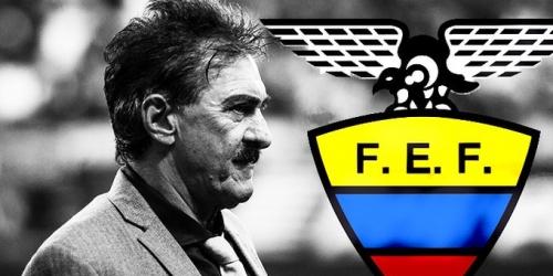 (RUMOR) La Volpe estaría interesado en dirigir a la selección de Ecuador