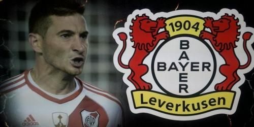 (RUMOR) Lucas Alario cada vez más cerca de la Bundesliga